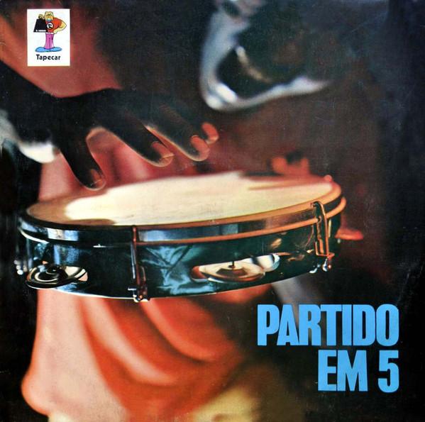 Foto: PARTIDO EM 5 - VOL. 1