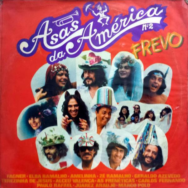 Foto: ASAS DA AMÉRICA Nº 2 - FREVO