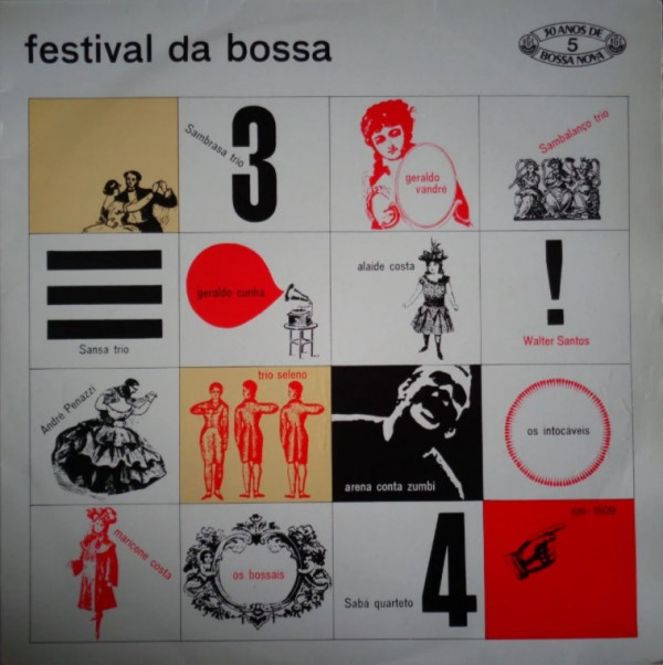 Foto: FESTIVAL DA BOSSA