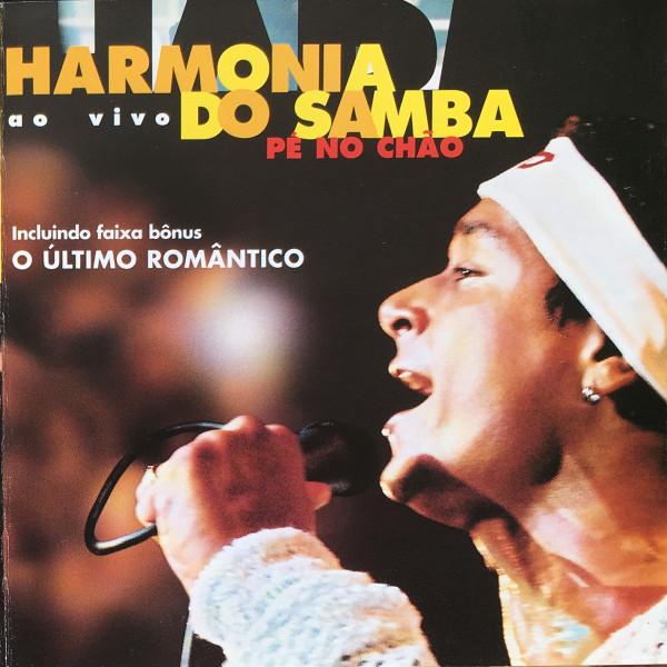 CD PÉ NO SAMBA - HARMONIA DO SAMBA AO VIVO