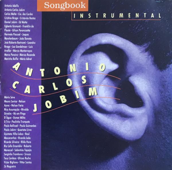 Foto: SONGBOOK INSTRUMENTAL ANTÔNIO CARLOS JOBIM
