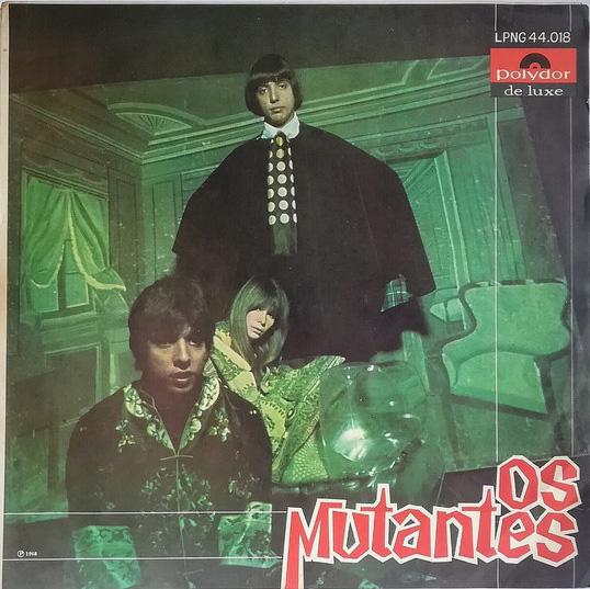 Foto: OS MUTANTES