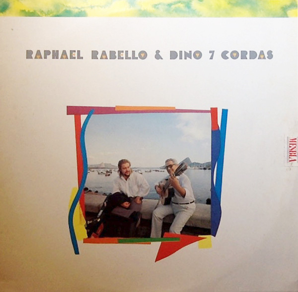 Foto: RAPHAEL RABELLO & DINO 7 CORDAS