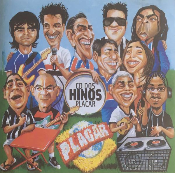 Foto: CD DOS HINOS PLACAR