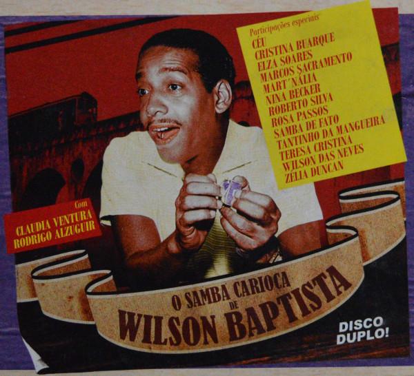 Foto: O SAMBA CARIOCA DE WILSON BAPTISTA